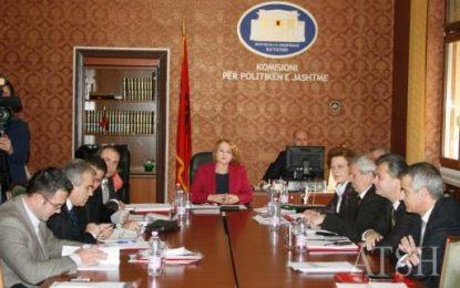 Tensionet Kosovë-Serbi, Dade: Të shqetësuar për stabilitetin në rajon