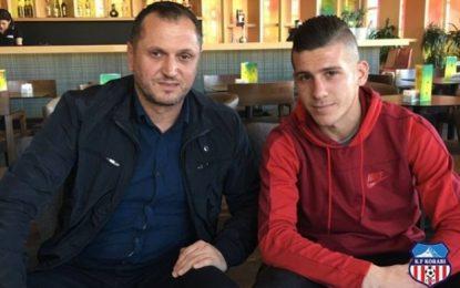 Korabi transferon sulmuesin e Skënderbeu-t