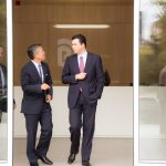 Basha drekë pune me ambasadorin e SHBA-së, Donald Lu