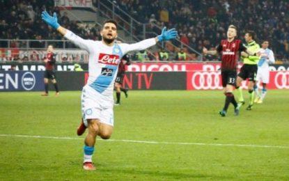 """Napoli komandon ne """"San Siro"""", mposht Milanin"""