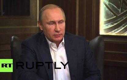 Putin trondit Serbinë për Kosovën, ja çfarë thotë (VIDEO)