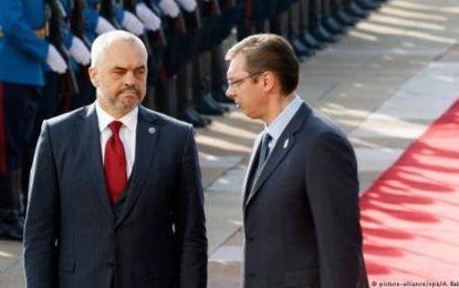 Pse Edi Rama heshti kur Kosova u provokua nga kryeministri Vuçiç?
