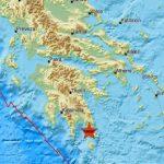 Tërmeti 5.5 ballë trondit ishullin e Kretës