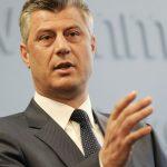 Thaçi: Do të bisedojmë me Serbinë për tërheqjen e fletarrestimeve