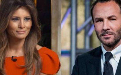 Tom Ford refuzon të veshë Melania-n Trump: Ajo nuk i pëlqen veshjet e tij