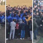 Incidenti te 'Selman Stermasi' – Proçedohen penalisht 11 tifozë të Tiranës, njëri shuplakë lojtarit