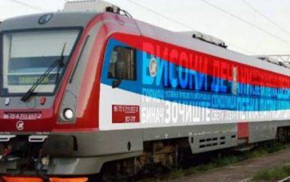 Serbët kundër trenit: Provokues dhe luftënxitës