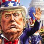 Në duart e The Donald