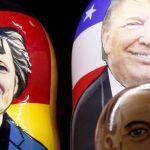 """Rusishten, Merkeli e di. I duhet të mësojë """"Trumpishten"""""""