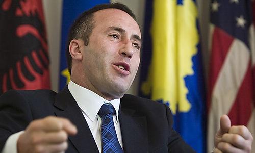 Kosova pasive, Shqipëria në sulm për Haradinaj