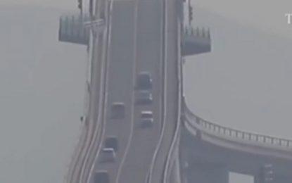 Ura më e frikshme që mund të keni parë (VIDEO)