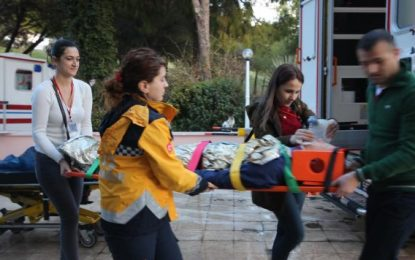 Emergjencat, personeli mjekësor trajnohet në Izmir të Turqisë