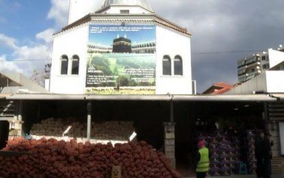 Moti i keq – KMSH dhuron 60 ton ushqime për familjet e bllokuara nga dëbora
