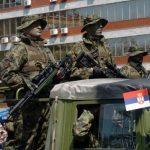DEBKA: Ushtria serbe gati të ndërhyjë në Kosovë. Praglufte Kosovë-Serbi