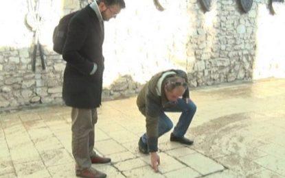 Zbulohet se çfarë gjendet poshtë varrit të Skënderbeut në Lezhë