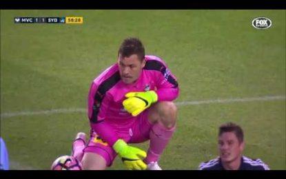 VIDEO/ Berisha, sherr me lojtarin serb
