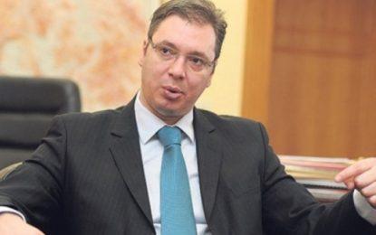 Vuçiç: Nëse treni do të arrinte në Mitrovicë do të kishte të vdekur nga të gjitha anët