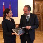 Rritje të bashkëpunimit kulturor midis Shqipërisë dhe Austrisë