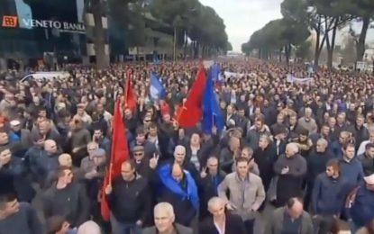 Mediat e huaja për protestën e PD