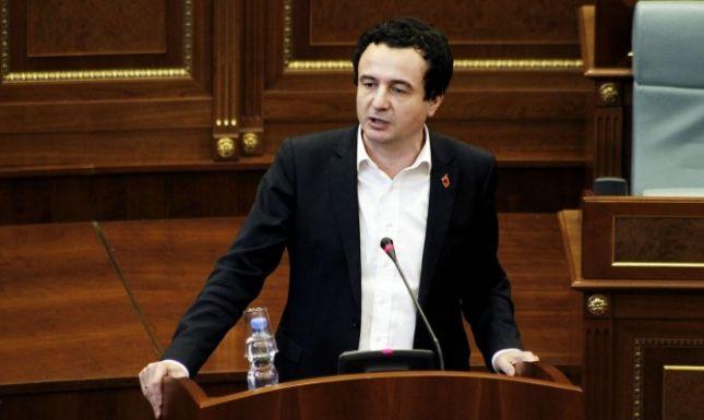 Albin Kurti: Kosovës i nevojitet ushtria që të mos ketë luftë