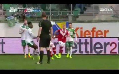 Armando Sadiku shënon super gol në Zvicër (video)