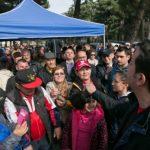 """Ngrihet tjetër çadër në Tiranë, këtë herë për """"Drejtësinë"""""""