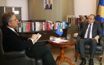 Enver Hoxhaj: I qëndroj deklaratave për rolin e Ramës në rajon