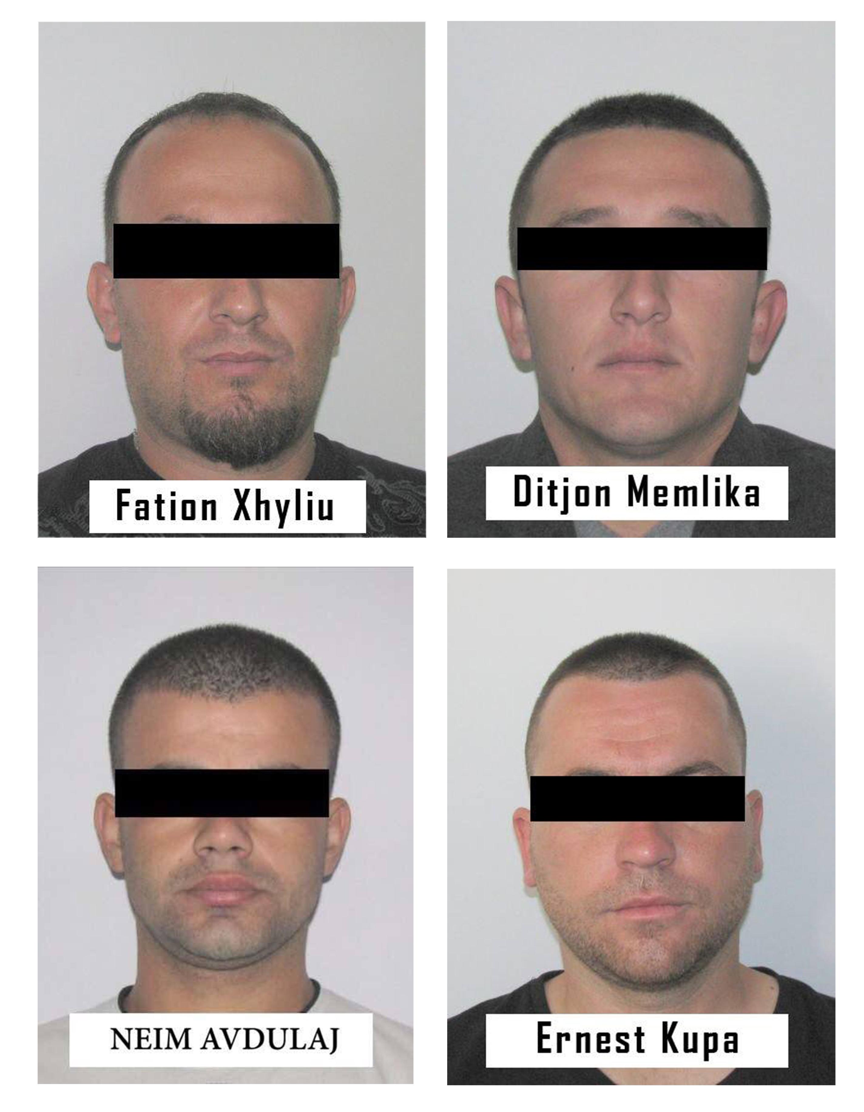 """Grupi kriminal i grabitjes së miliona eurove """"shkon"""" tek Krimet e Rënda"""