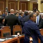 Byroja e Kuvendit merr vendim për Flamur Nokën dhe Erjon Braçen. PD braktis Kuvendin