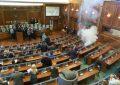 """Kosovë /Opozita """"armatoset"""" kundër Asociacionit dhe Demarkacionit"""