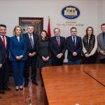 Luan Rama pret delegacionin kosovar. Vlerëson maturinë ndaj situatës me Serbinë