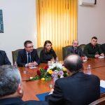 Luan Rama priti deputetë kosovarë