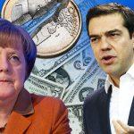 """""""Poshtërimi i euros""""/Gjermania """"trulloset"""" pasi Greqia lë në baltë valutën e BE-së për dollarin amerikan"""
