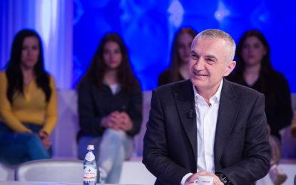 Ilir Meta te Arian Çani: Presidenti i Republikës do zgjidhet sa më konsensual
