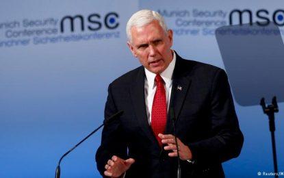 Mike Pence: SHBA e palëkundur tek NATO
