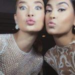 Dy modelet shqiptare shkëlqejnë në Nju Jork