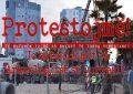 Durrsakët sërish në protestë kundër dhunimit të Torrës Veneciane nga Veliera e Dakos