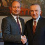 Meta pritet në takim nga kreu i Grupit Parlamentar të SPÖ