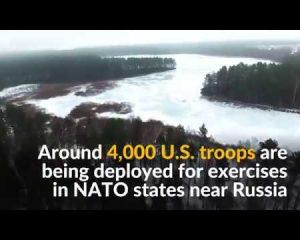 Stërvitja ekstreme e trupave amerikanë (VIDEO)