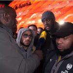 Humbja poshtëruese, tifozët e Arsenal kryqëzojnë Granit Xhakën (Video)