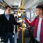 """Nis punën linja e re e autobusit """"Qyteti Studenti – Jordan Misja"""""""