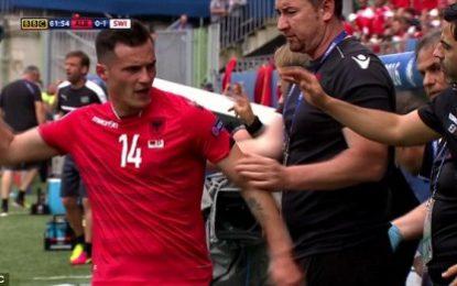 Xhaka: Nuk vij më në kombëtare sa të jetë De Biazi, po luajnë lojtarë inferiorë