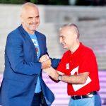 Treshja Rama-Veliaj-Ahmetaj të vendosur për koalicion me Ilir Metën