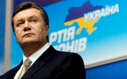 BE-ja rinovon ngrirjen e aseteve të ish-presidentit Janukoviç