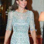Kate Middleton vizitë në Paris me bashkëshortin William
