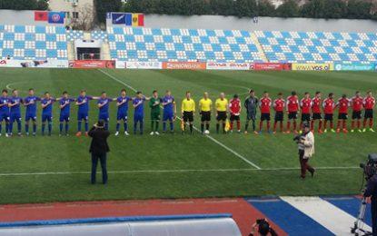 Shqipëri-Moldavi 2-0,
