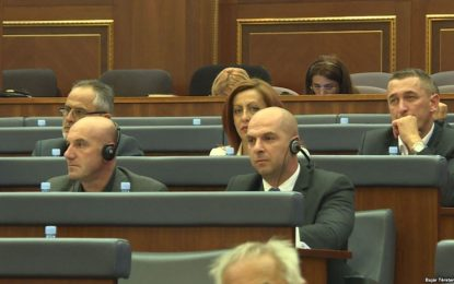 Deputetët e Listës Serbe kthehen në Kuvend