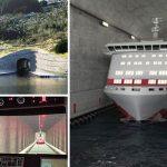 Tuneli i parë në botë për anijet, ja si është konceptuar  (FOTO/VIDEO)