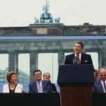 """""""Z. Gorbaçov, hidhe përtokë atë Mur!"""" Prapaskenat e fjalimit të famshëm të Ronald Reaganit në Berlin"""