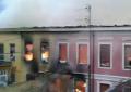 Shkodër, marrin flakë edhe dy banesa të tjera, zjarrfikësit 'luftë' me zjarrin